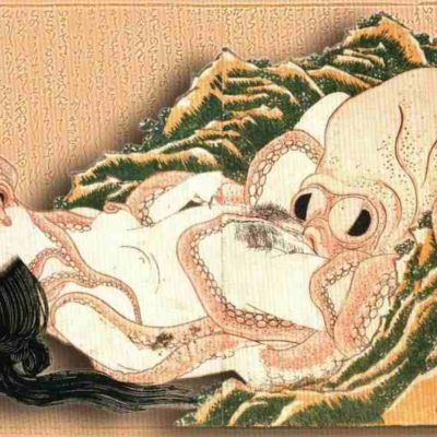 Hokusai : The Dream Of The Fisherman's Wife