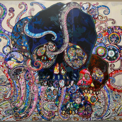 Takashi Murakami : The Octopus Eats Its Own Leg